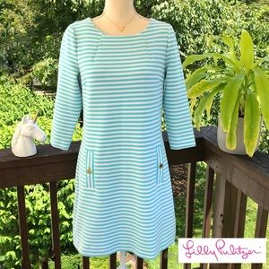 🦄🆕  Lilly Pulitzer Charlene Shift Dress ~ L